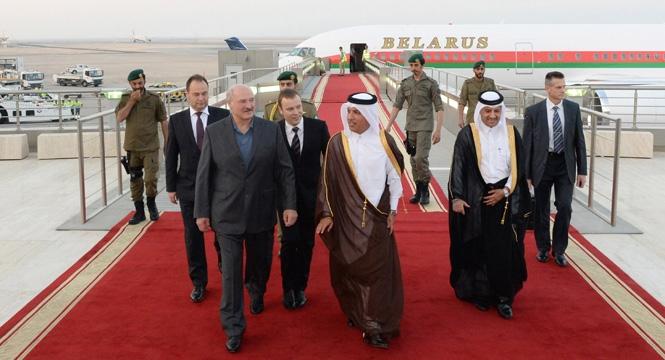Александр Лукашенко всубботу посетит Катар иОбъединённые Арабские Эмираты