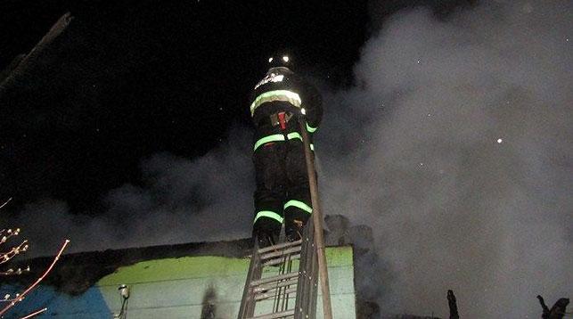 Напожаре вВитебском районе сгорели трое молодых людей