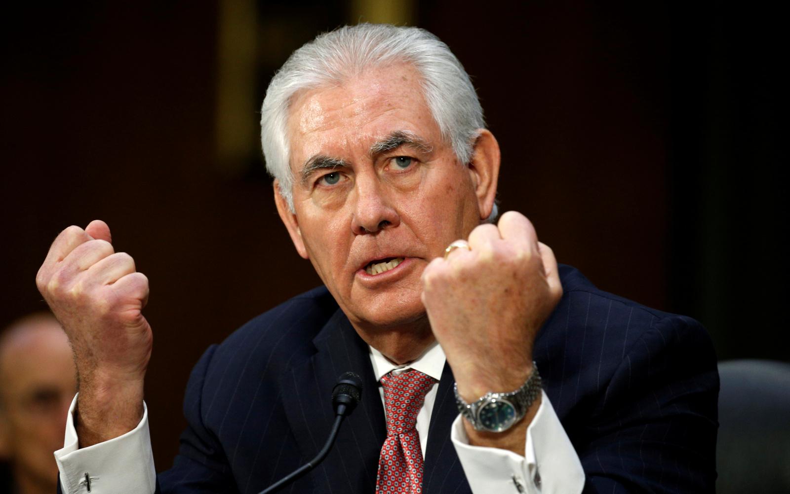Тиллерсон объявил онепризнании США референдума онезависимости Курдистана