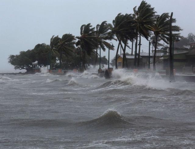 На юге США объявили режим ЧП из-за приближения шторма Нэйт