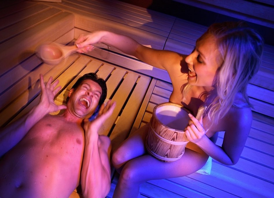 How getting naked in a german sauna helped me come to terms with my body
