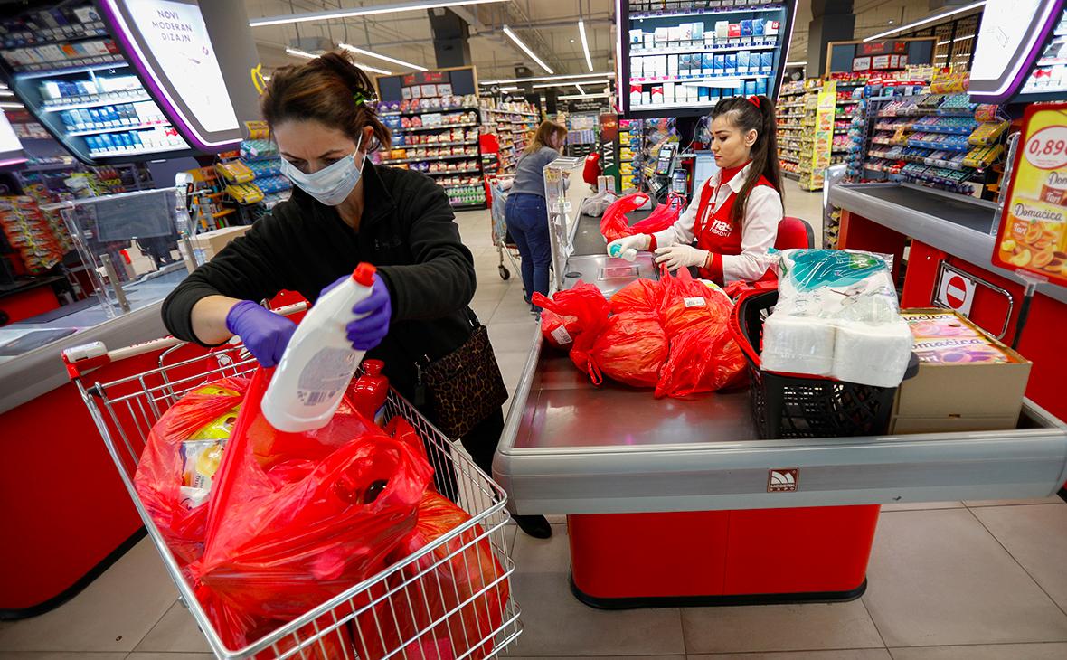 В ВОЗ заявили о всплеске коронавируса в Европе / фото носит иллюстративный характер