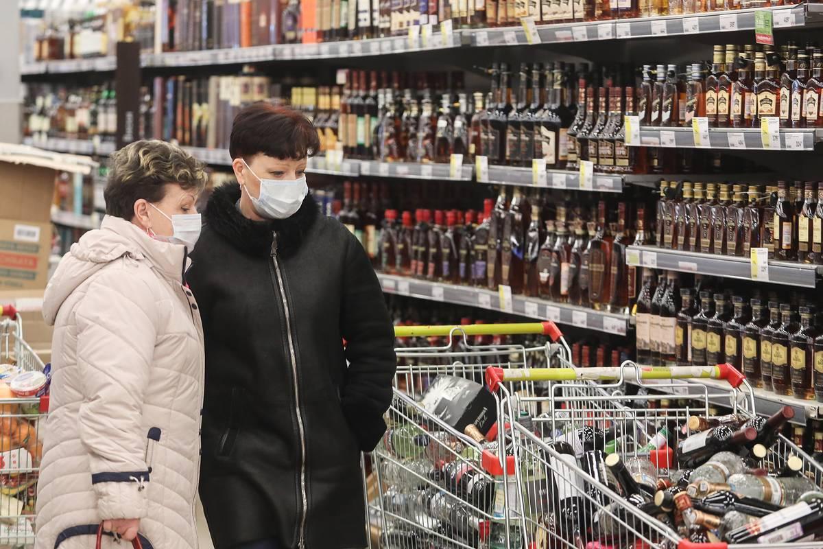 Нарколог оценил влияние алкоголя на заболевших коронавирусом / фото носит иллюстративный характер