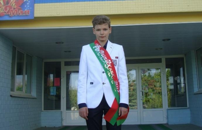 Тимур Сушко поступил в медицинский университет