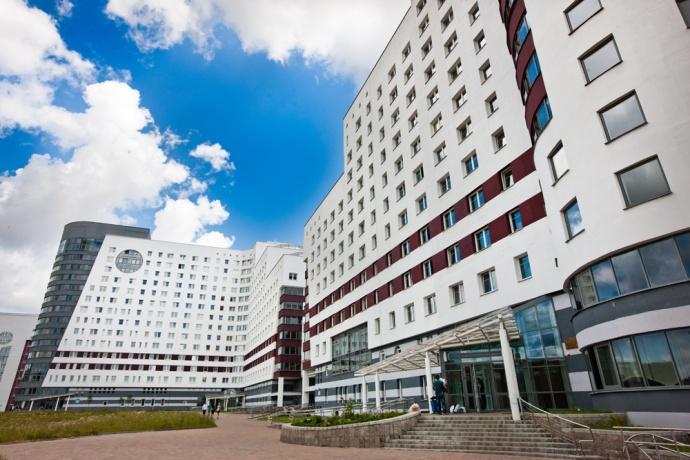 Студент-иностранец выпал сокна общежития вМинске
