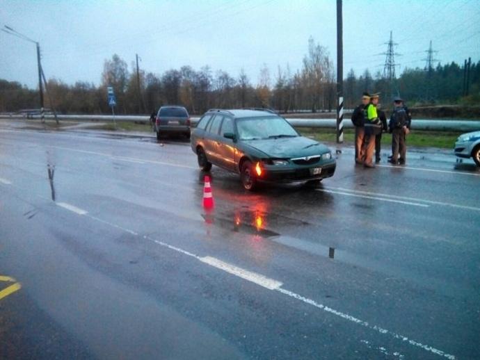 ВНовополоцке лихач сбил 3-х пешеходов: новые детали