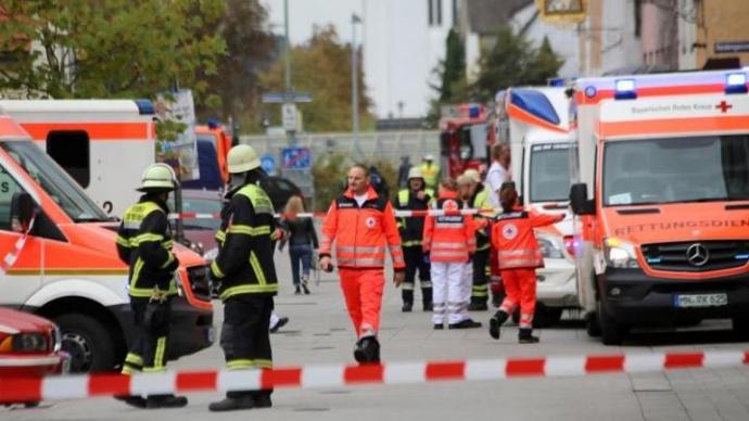ВГермании девочка изинтереса отравила слезоточивым газом 41 ребенка