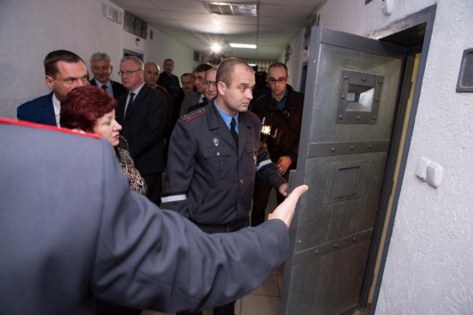 Давыдько иДорофеева вмогилевской тюрьме: «Кормят как вресторане»