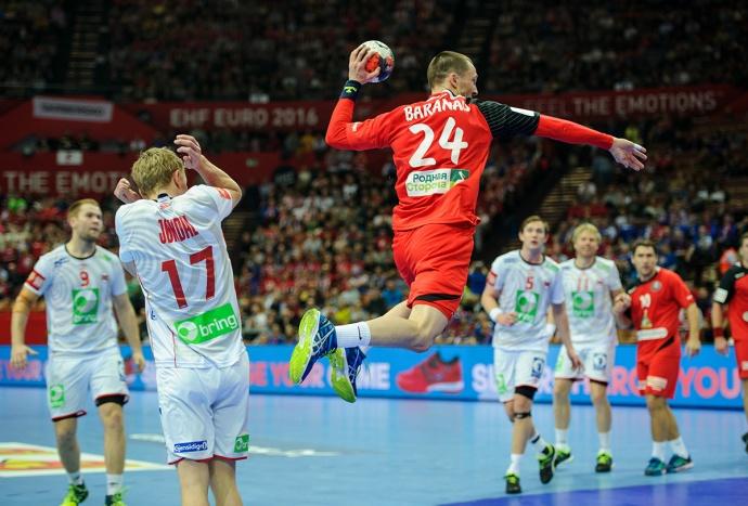 Сборная Республики Беларусь проиграла команде Румынии вквалификации ЧЕ— Гандбол