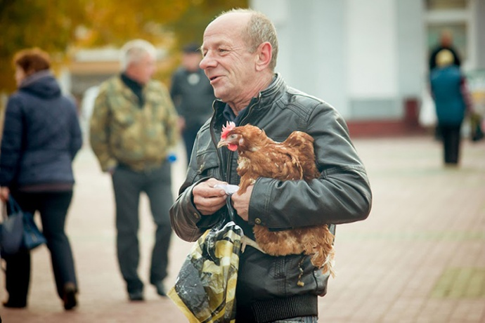 Курит, женат, 37 лет— Среднестатистический мужчина Белоруссии