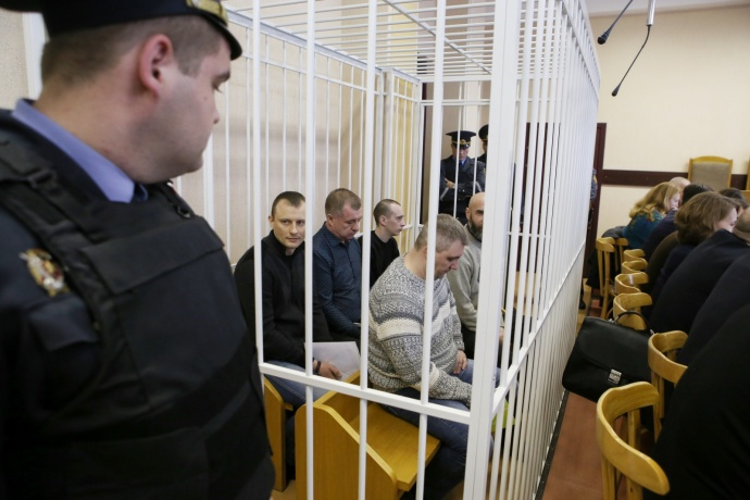 ВМинске начался суд покрупному делу овзятках наОшмянской таможне