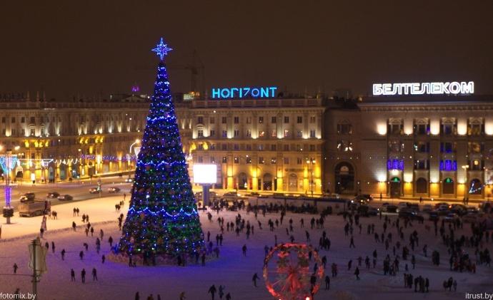 Новогодняя ночь в Республики Беларусь прошла без ЧП— МВД