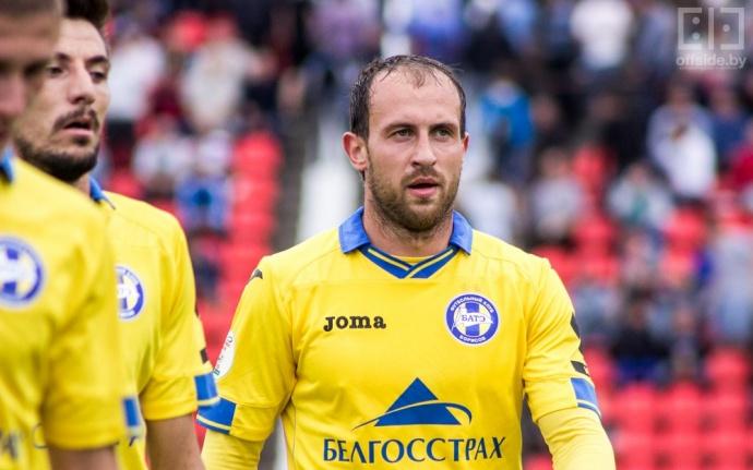 Лучшим футболистом Республики Беларусь следующего года назван 35-летний Тимофей Калачев
