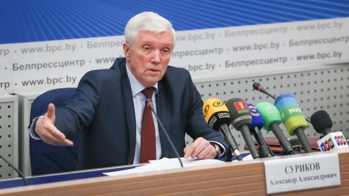 Суриков прокомментировал задержания корреспондентов русских объявлений в Республики Беларусь