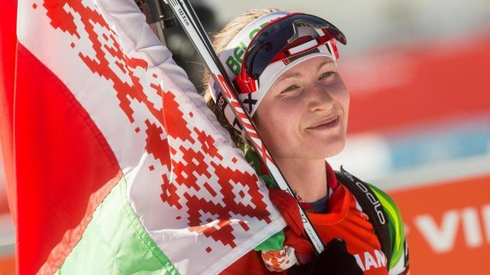 Чешская биатлонистка Коукалова выиграла спринт вОберхове