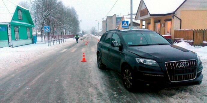 Школьница, сбитая автомобилем под Гродно, скончалась в клинике