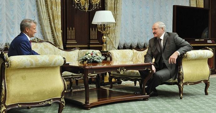 Греф рассчитывает наактивизацию работы Сбербанка в Республики Беларусь
