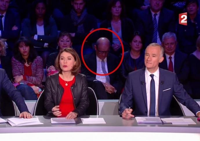 Министр обороны Франции заснул впроцессе дебатов социалистов