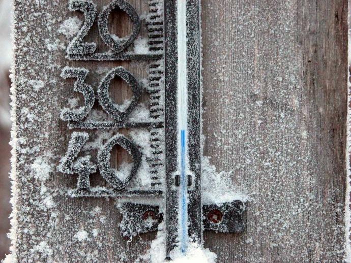 ВПольше из-за морозов погибли 10 человек