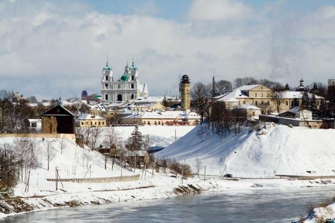 ВУкраинском государстве снег, температура опустится до-14