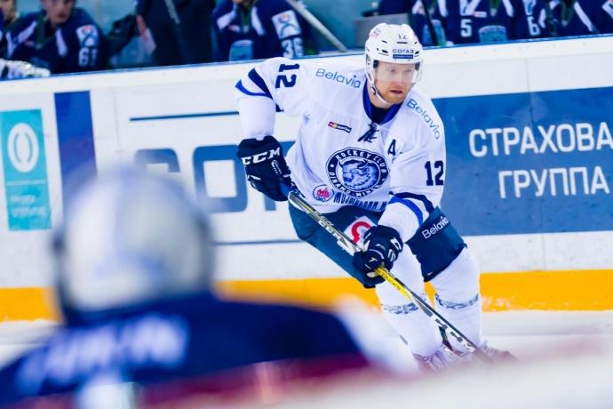 Минское «Динамо» проиграло 1-ый матч плей-офф против «Локомотива»