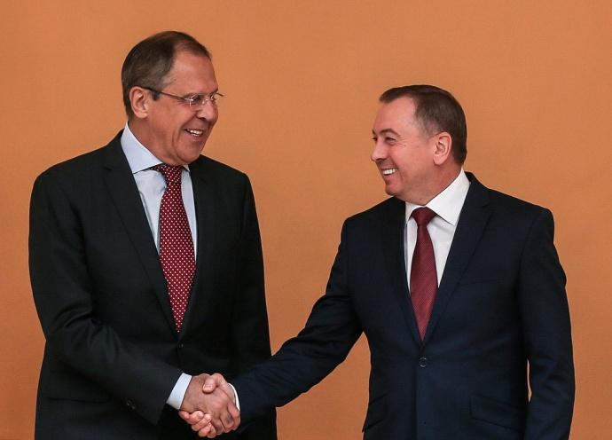 Руководителя МИД РФ и Беларуси обсудили график контактов и интернациональную обстановку