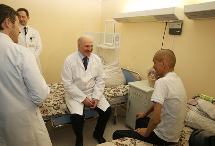 «Тунеядцев» пробуют использовать вкорыстных целях— Лукашенко