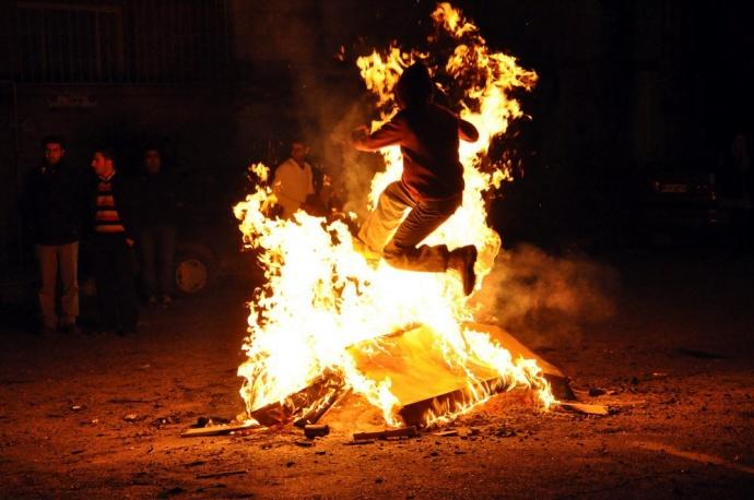 Иранский фестиваль вСтокгольме завершился беспорядками