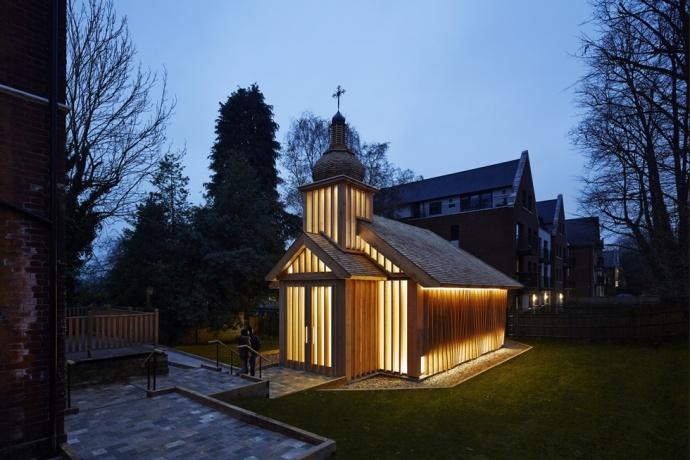 Белорусская церковь угодила втоп-50 красивейших зданий Лондона