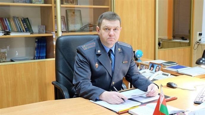 УВД: ВСтолине сократили  начальника РОВД, который ехал нетрезвым  зарулем