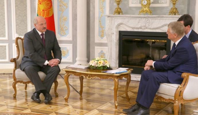 Лукашенко «крайне заинтересован» вразвитии отношений сЕС