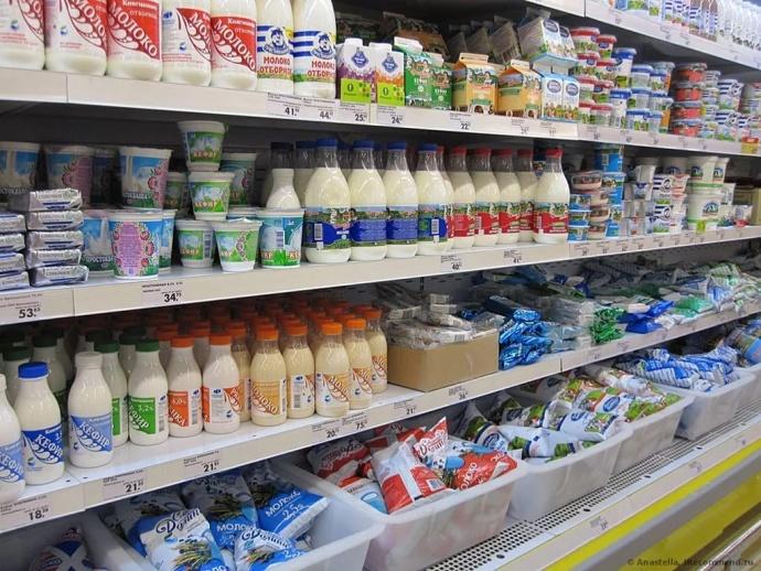 список запрещенных продуктов при правильном питании