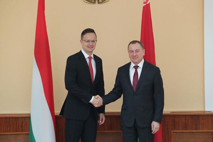 Венгрия готова содействовать развитию отношений Белоруссии с EC