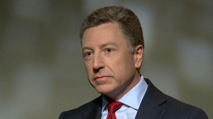 Источник уточнил сроки встречи Суркова иВолкера поУкраине