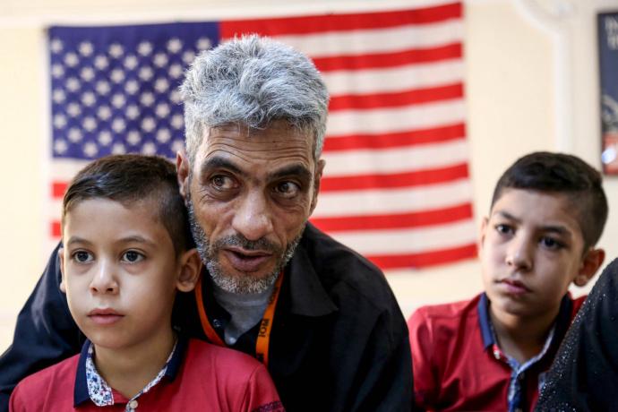 США примут 45 тыс. беженцев с1октября
