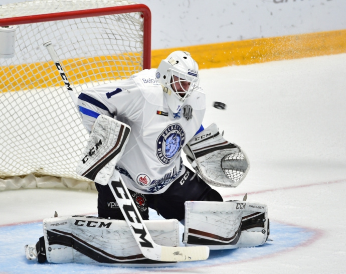 «Сибирь» одержала победу над минским «Динамо»— Хоккей