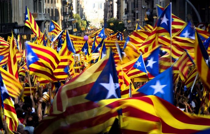 Милиция Испании задержала каталонских чиновников заподготовку референдума онезависимости