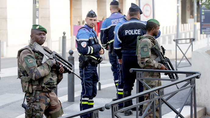 ИГИЛ взяло ответственность затеракт— Нападение вМарселе