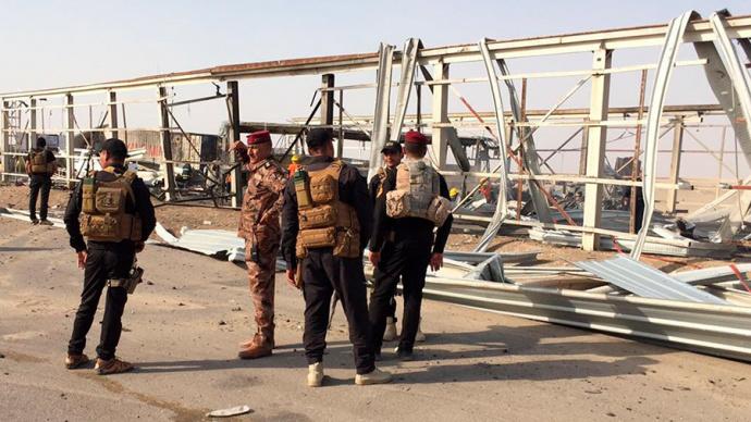 Десятки человек погибли в итоге 2-х терактов наюге Ирака
