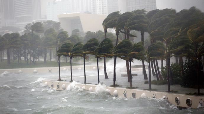 Шторм «Макс» грозит жителям мексиканского побережья
