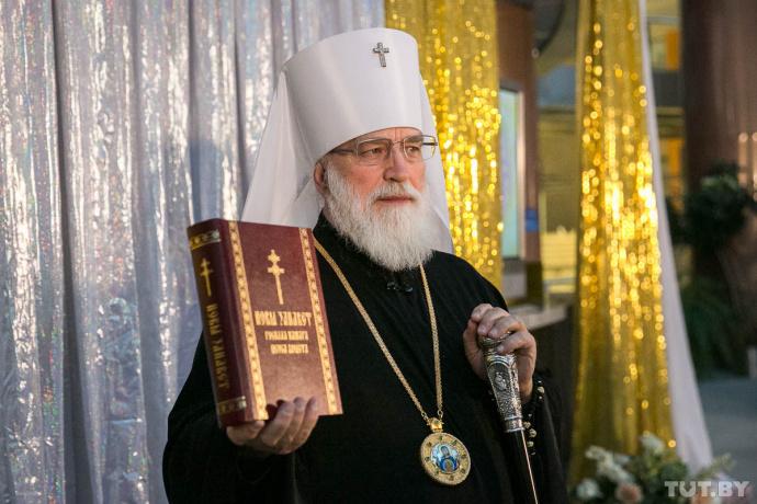 БПЦ представила Новый Завет по-белорусски. Костел— следующий