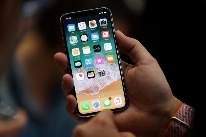 Apple предупредила об угрозе выгорания дисплея в новых iPhone X