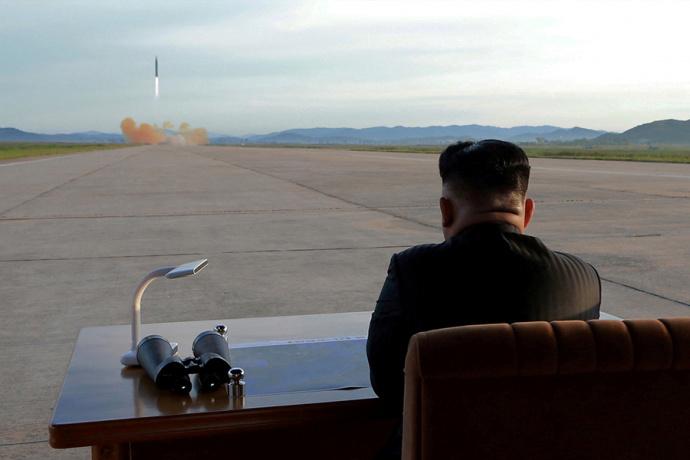 США иЯпония: КНДР провела запуск межконтинентальной баллистической ракеты