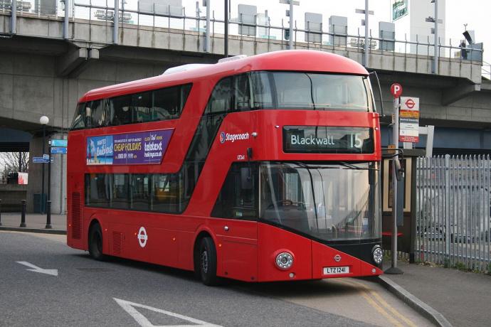 Лондонские автобусы переходят набиотопливо изкофейной гущи