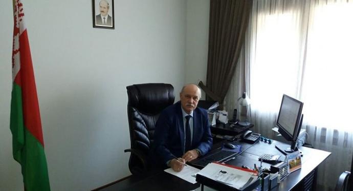 Скончался генеральный консул Белоруссии вСтамбуле