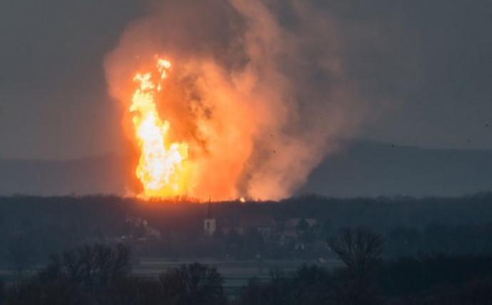 Первопричиной взрыва нагазовом хабе вАвстрии стал дефект системы фильтрации