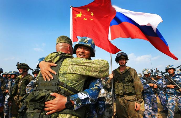 Война США с Китаем близка, Пентагон рассчитывает, что воевать будет Россия / фото носит иллюстративный характер